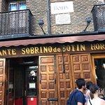 Photo of Sobrino de Botin