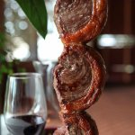 Picanha  grilled with Brazilian Heritage in our local steakhouse in Clear Lake / Webster TX