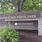 Entrance to Snoqualmie