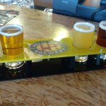 Wild Rose Brewery Taproom Foto