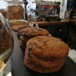 Cookies maison chocolat Valrhona