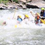 White Water Rafting at West Virginia Adventures