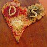 Pizza personalizzata a sorpresa!