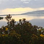 The view of Dungloe Bay