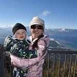 Lake Tahoe near hotel