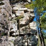 Pilot Mountain, Ledge Springs Trail