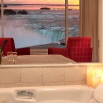 Superior Fallsview King Room with Whirlpool