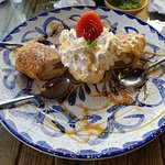A Delicious Dessert Awaits You!
