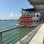 Stewords Riverboat at Marina South Pier