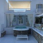 Foto de La Residence Mykonos Hotel Suites