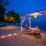 Romantic Dining at Thavorn Beach Village Resort & Spa