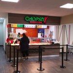 Chopstix food outlet
