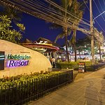 Location Beach Front Patong