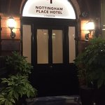 Photo de Nottingham Place Hotel