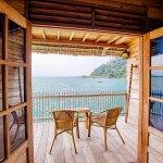 Telunas Beach Resort ภาพถ่าย