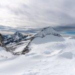 Auf dem Gletscher