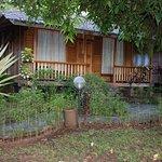 bungalow cote jardin