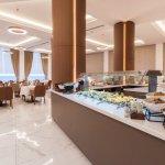 Golden Tulip Hotel Restaurant, buffet area