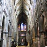 Eine der größten Kathedralen  in Frankreich