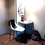 Confort minimaliste, pas adapté au travail mais ok comme escale