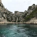 Each Calanque is different and quite unique - who knew?
