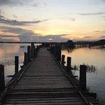 Photo of U Bein Bridge