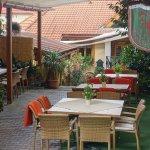 Fotografia lokality Červený rak Reštaurácia - Pivovar - Letná terasa