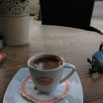 A lovely Turkish coffee