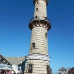 Leuchtturm Warnemünde Foto