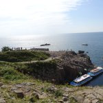 Photo of Tojinbo Cliff