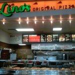 Φωτογραφία: Lino's Original Pizza