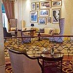 K Lounge - Villa Rosa Kempinski Nairobi