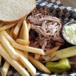 Pulled Pork Sandwich($11.49)