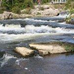 Sauble Falls Provincial Park Image