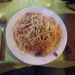 spaghetti alla sacrestana