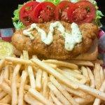 Whitefish Sandwich