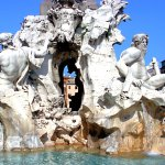Foto de Fontana dei Quattro fiumi