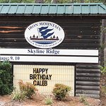 Iron Mountain Lodge & Marina Foto