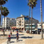 Our boutique hotel is on the Boardwalk and at the beach!