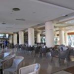 Bar & Cafe Area