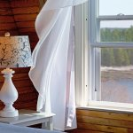 Tides Room; queen bed, bath with shower, water view