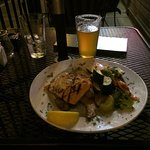 Salmon and Beer
