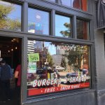 Lil' Woody's Burgers and Shakes - Best Black Bean Burger Ever!