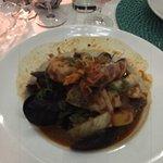 Seafood Bouillabaisse