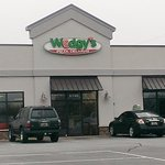 Wedgy's Pizza at 5148 Wade Hampton Blvd store front