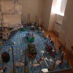 J'ai adoré cette scéne car c'est vraiment exceptionnel et digne d'un musée du nouveau monde !!