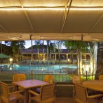 Oasis Cafe & Pool