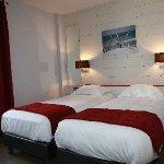 Chambre twin (2 petits lits)