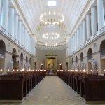 la grande navata centrale