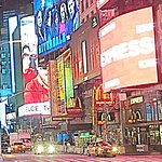 McDonald's Times Square terrible food service and more